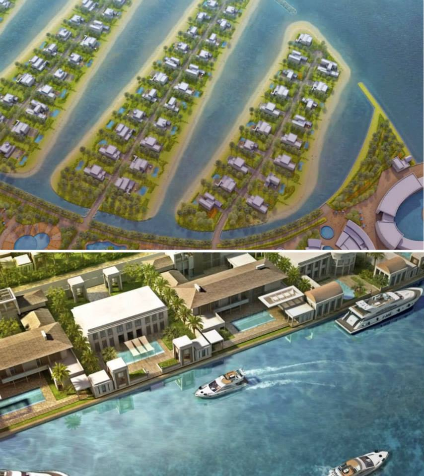 مشروع جزيرة كروز في قطر