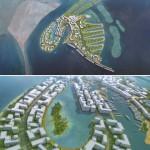 جزيرة المها مشروع سياحي عملاق على سواحل قطر