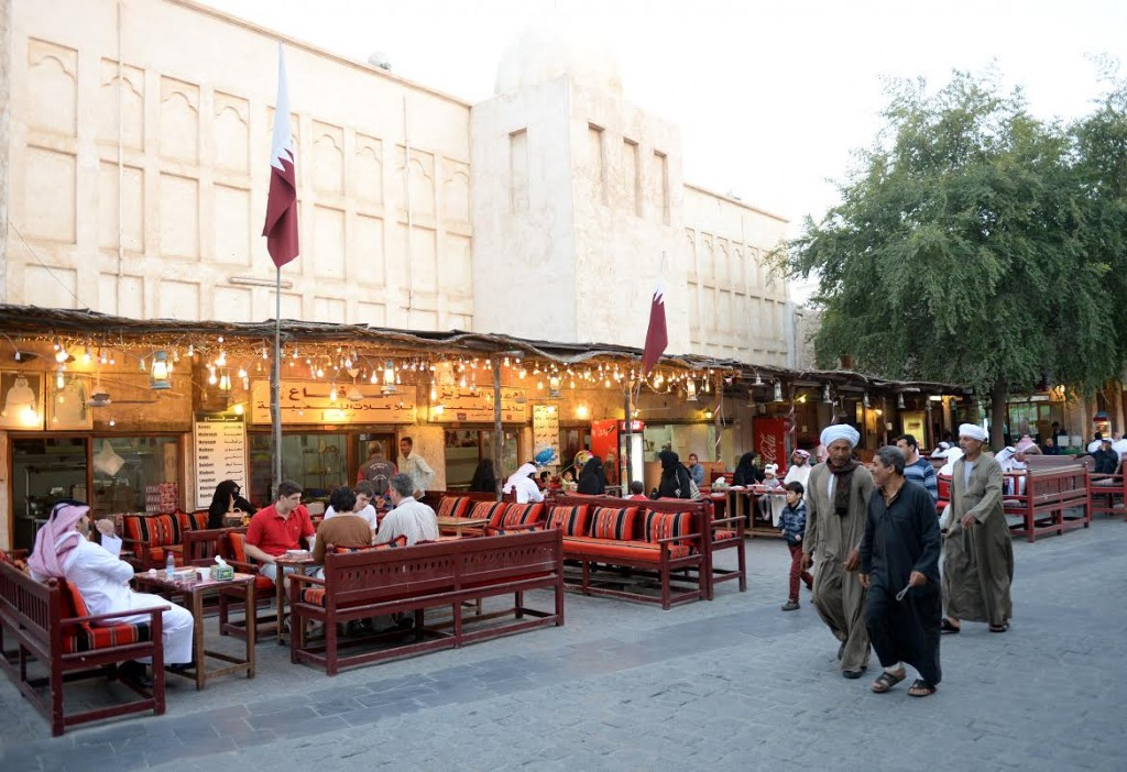 سوق قطر صور سوق واقف في قطر