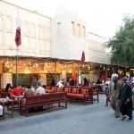 سوق واقف الدوحة بين أحضان التراث القطري
