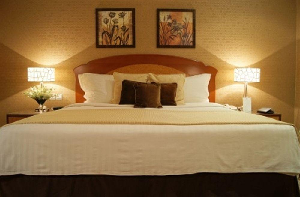 غرف فندق جراند ريجنسي الدوحة