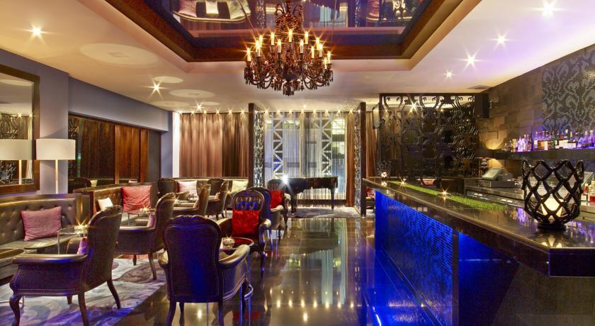 ديكور فندق دبليو الدوحة