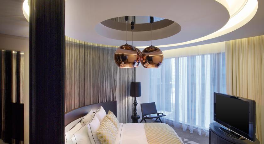 غرف فندق دبليو قطر