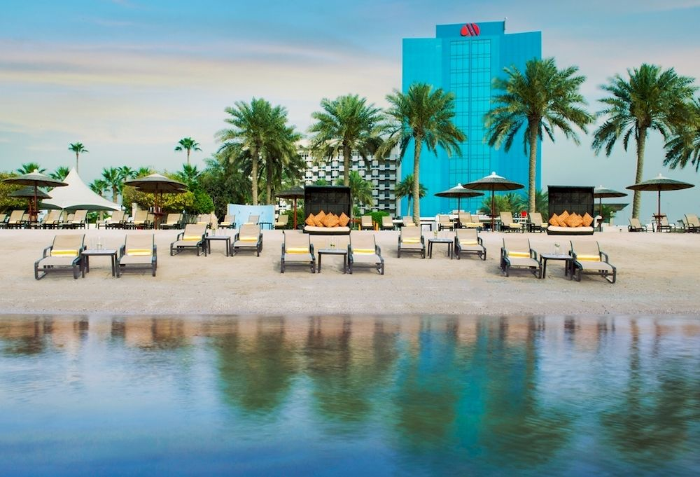 فندق ماريوت دبي
