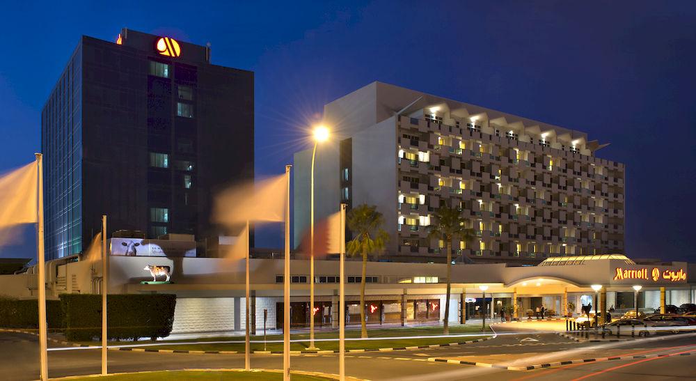 فندق ماريوت الدوحة