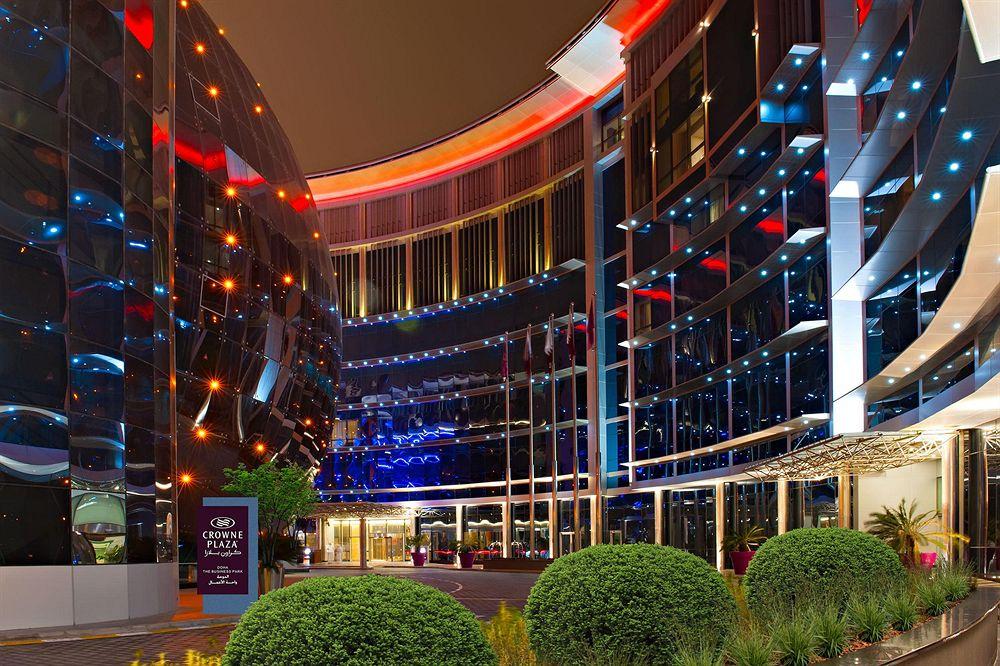 فندق كراون بلازا الدوحة بقطر