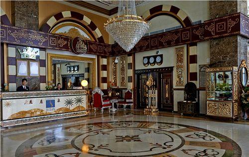 شقق فندقية في قطر