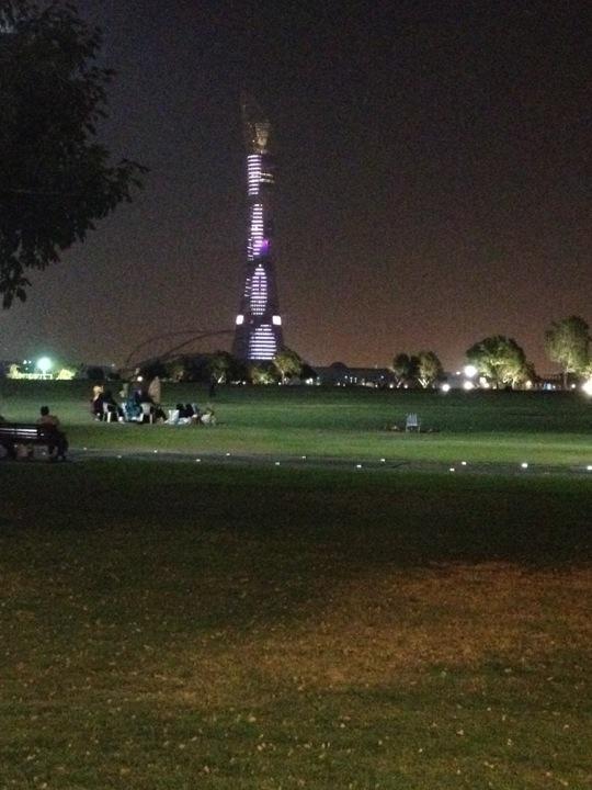 حديقة اسباير بارك قطر Aspire Park