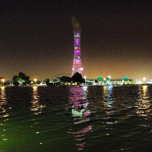 حديقة قطر اسباير بارك Aspire Park