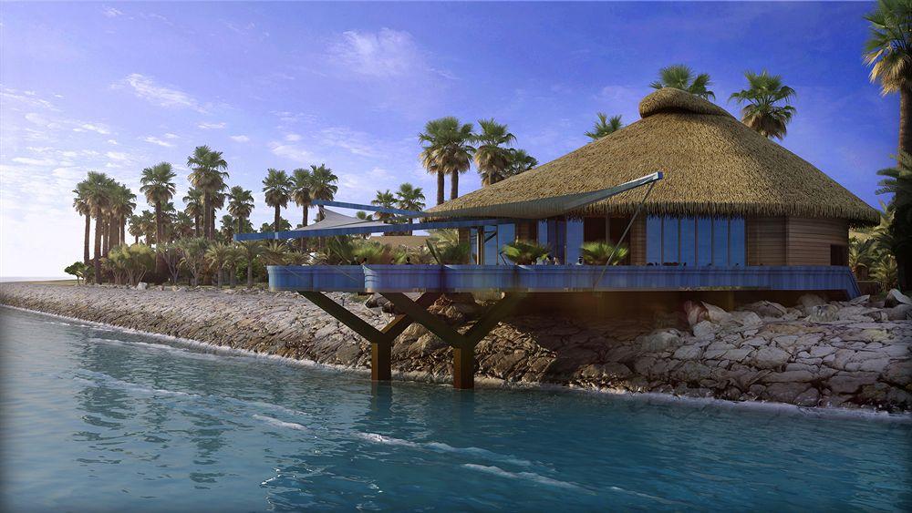 منتجع جزيرة الموز الدوحة
