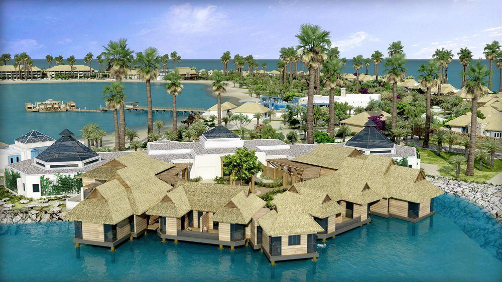 منتجع جزيرة الموز انانتارا في الدوحة
