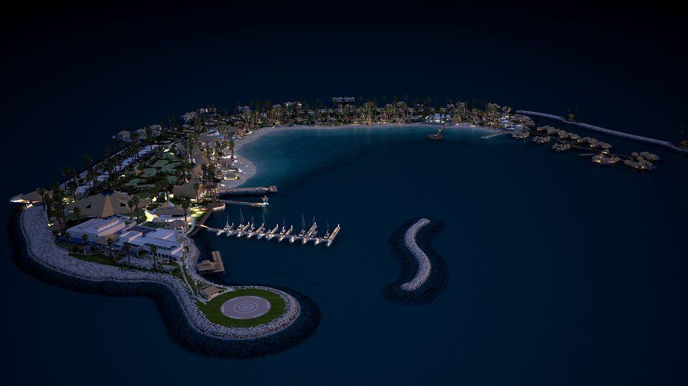 منتجعات الدوحة قطر