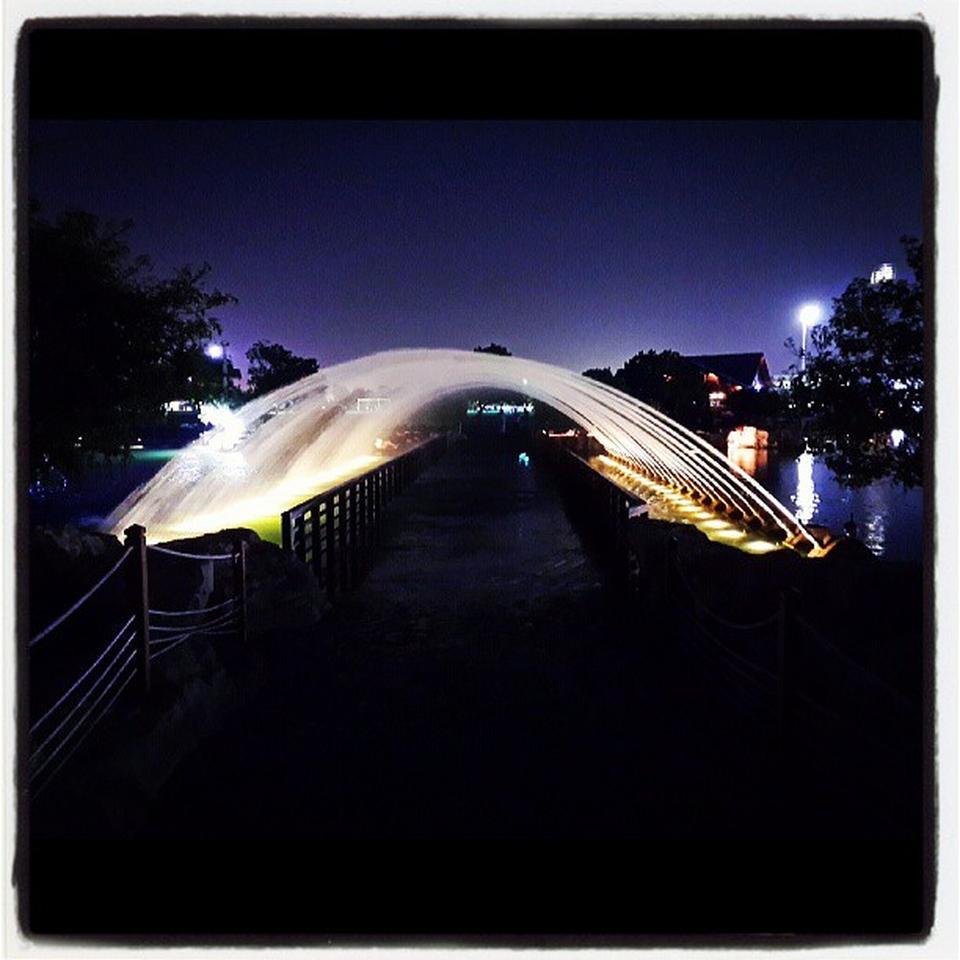 حديقة اسباير بارك Aspire Park