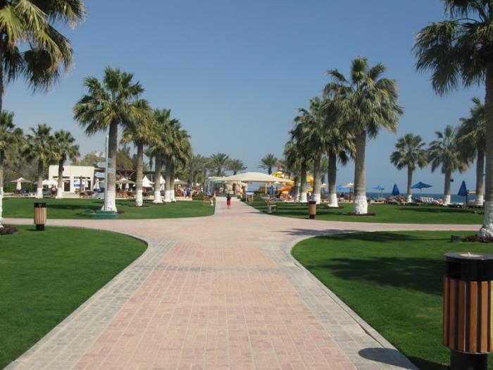 منتجعات مدينة مسيعيد في قطر
