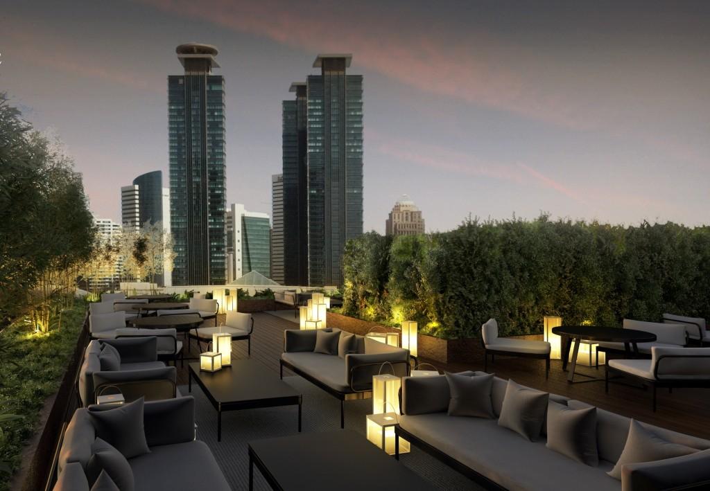 فندق سيتي سنتر ماريوت ماركيز الدوحة