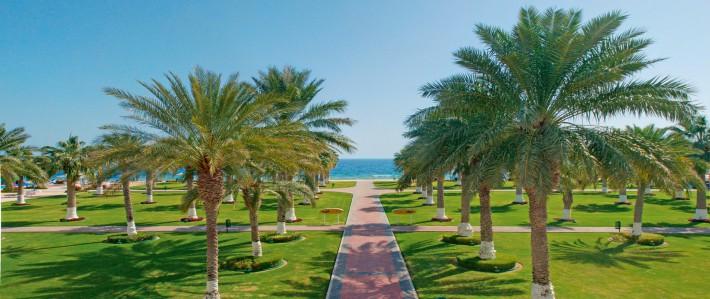 صور منتجع شاطئ سيلين قطر