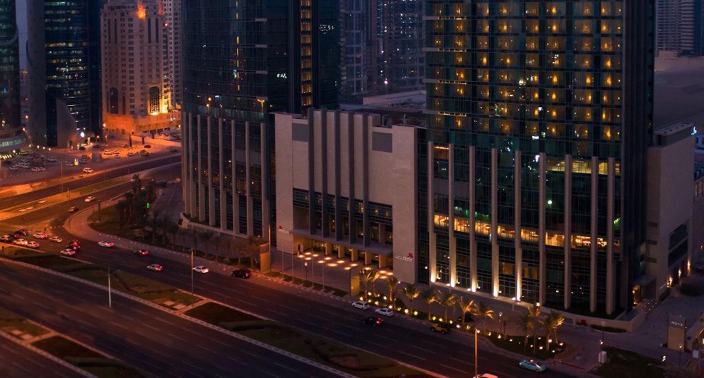 فندق ماريوت ماركيز سيتي سنتر الدوحة
