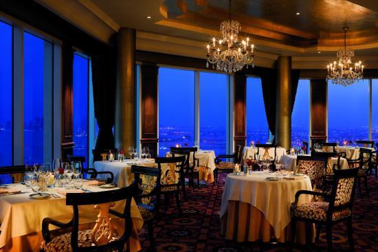 مطعم لامير الفرنسي بالدوحة La Mer Resturant