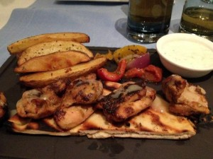 مطاعم الدوحة Mykonos Restaurant