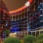فندق كراون بلازا الدوحة Crowne Plaza Doha